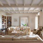 Нежный и романтичный интерьер дома в Испании