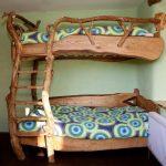 Оригинальная двухъярусная кровать