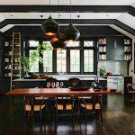 Планировка кухни: интересные варианты дизайна мебели