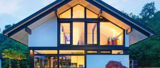Каркасные дома – немного истории