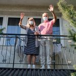Как обезопасить балкон от пожара