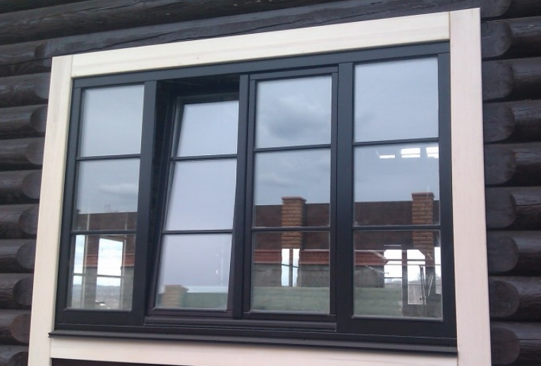 Что такое деревянные окна?