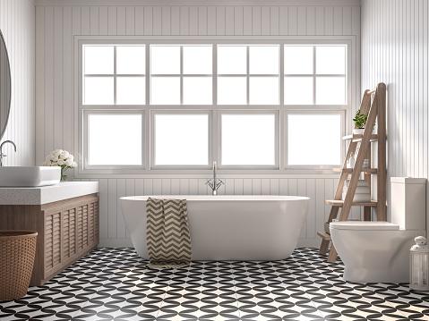 Как залить пол в ванной своими руками
