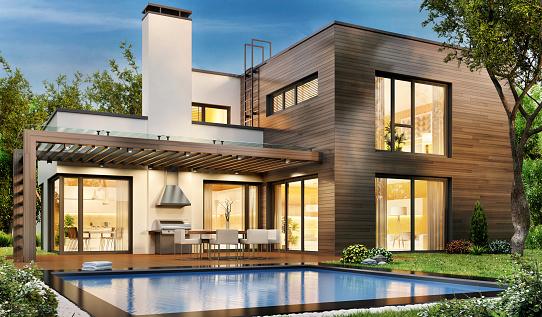 материала для строительства дома