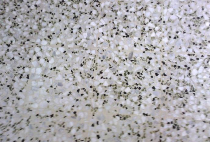 Неизменная красота мозаичных полов из мраморной крошки