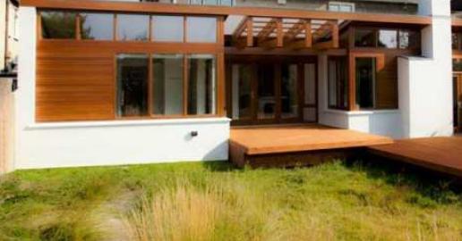 украсить сени на даче